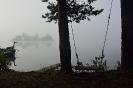 Скрозь тумана очертанья...