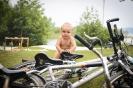 Потомственный велосипедист