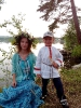 Иван-богатырь и Аннушка